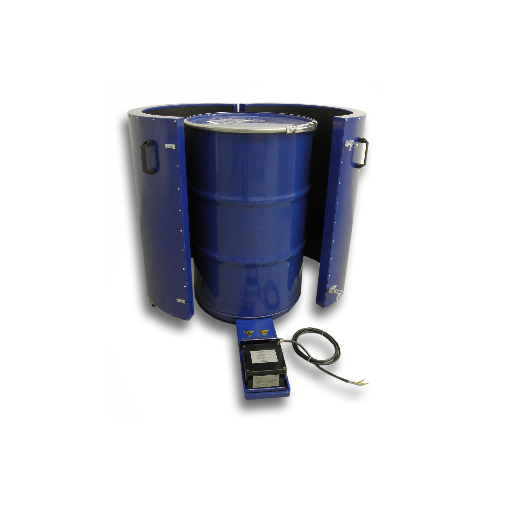 Drum Heaters Available For Different Areas Electroheat