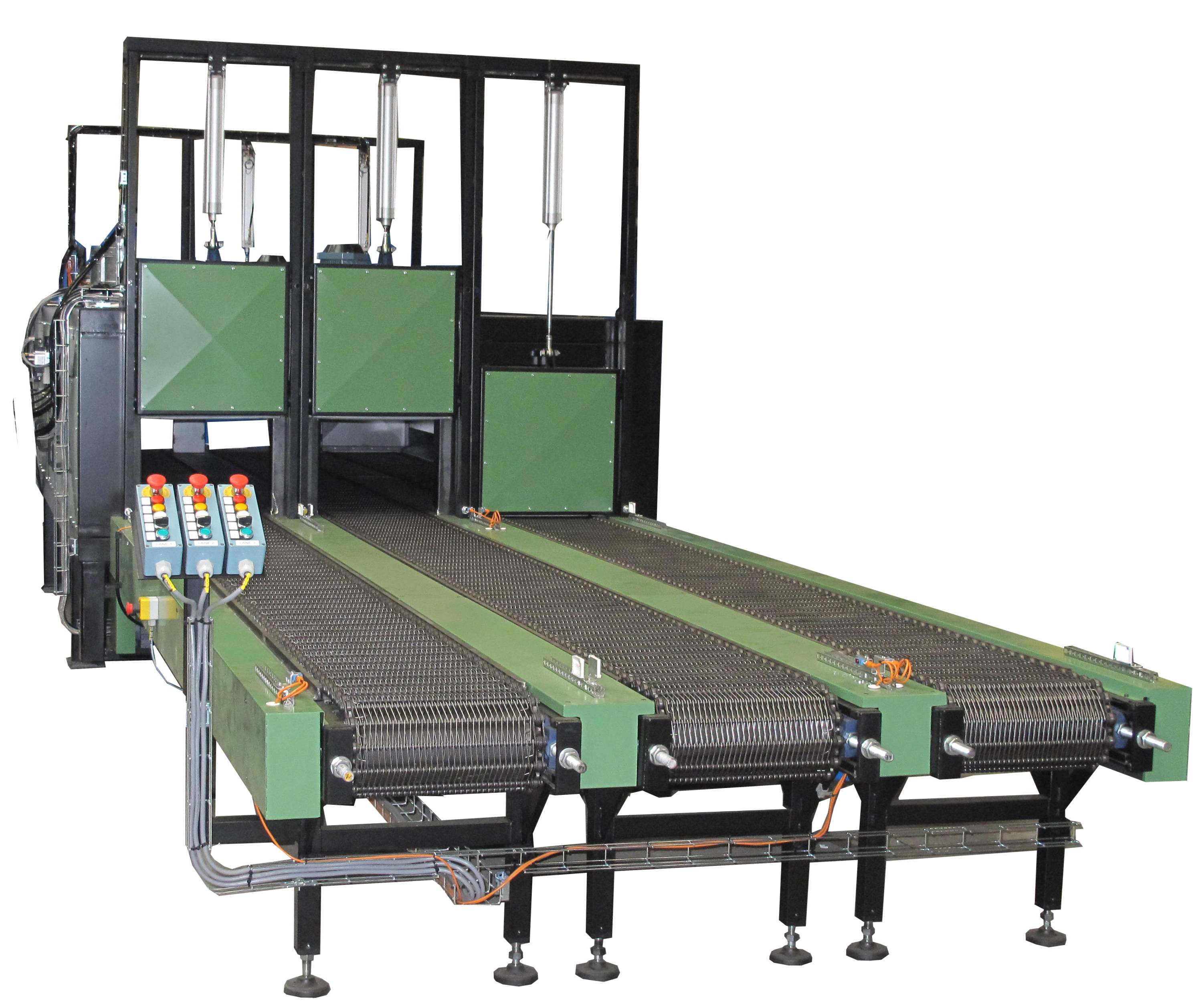 Conveyor Ovens Electroheat